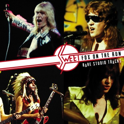 Sweet - Fox On The Run - Rare Studio Tracks (CD)