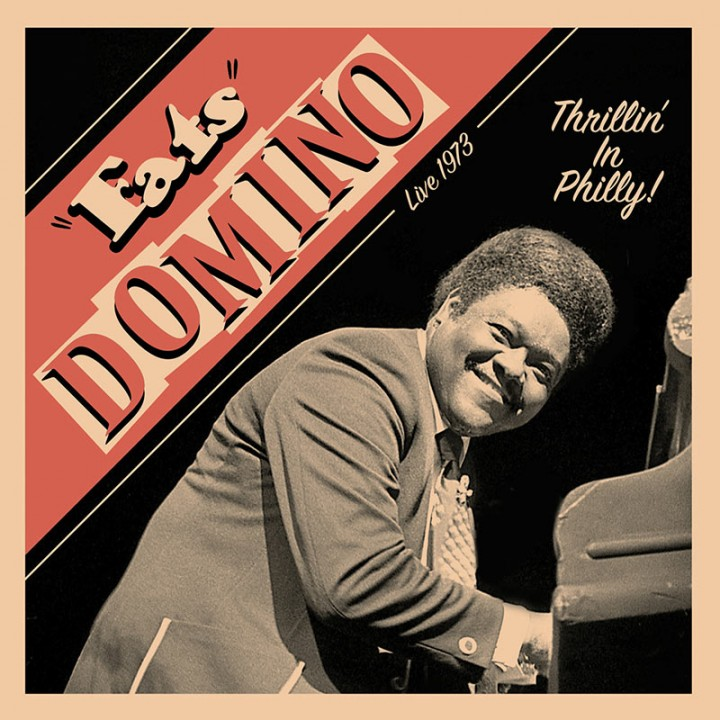 Fats Domino - Thrillin' In Philly - Live 1973 (CD)
