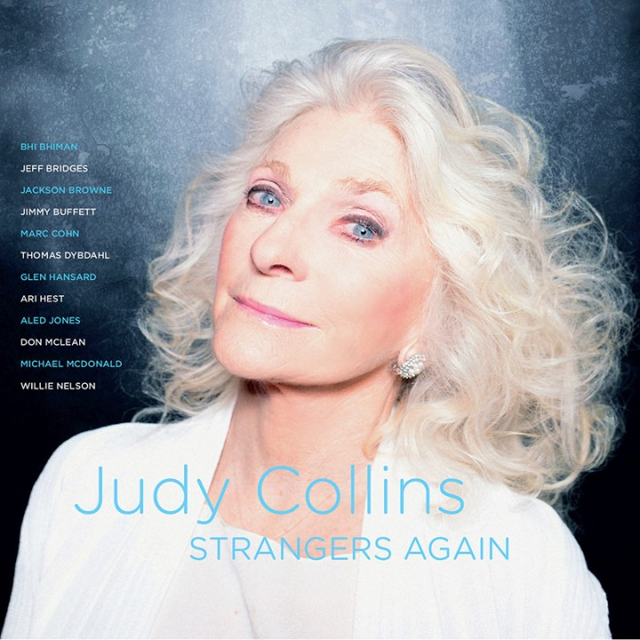 Judy Collins - Strangers Again (CD)