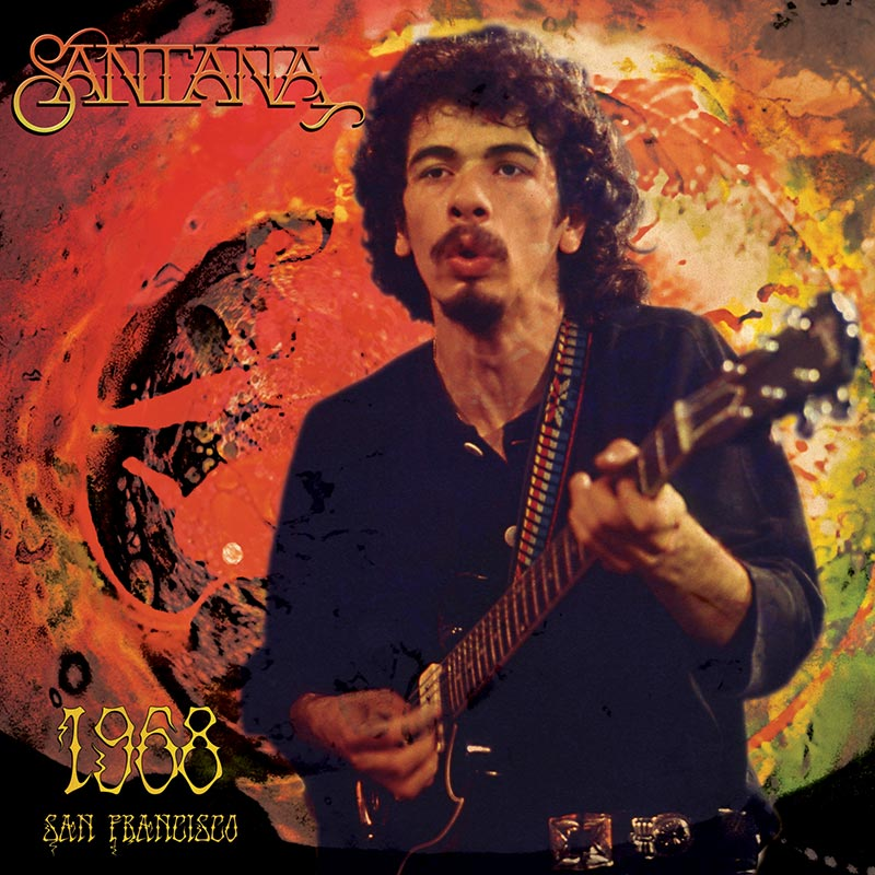 Santana - 1968 San Francisco (Limited Edition Yellow LP)