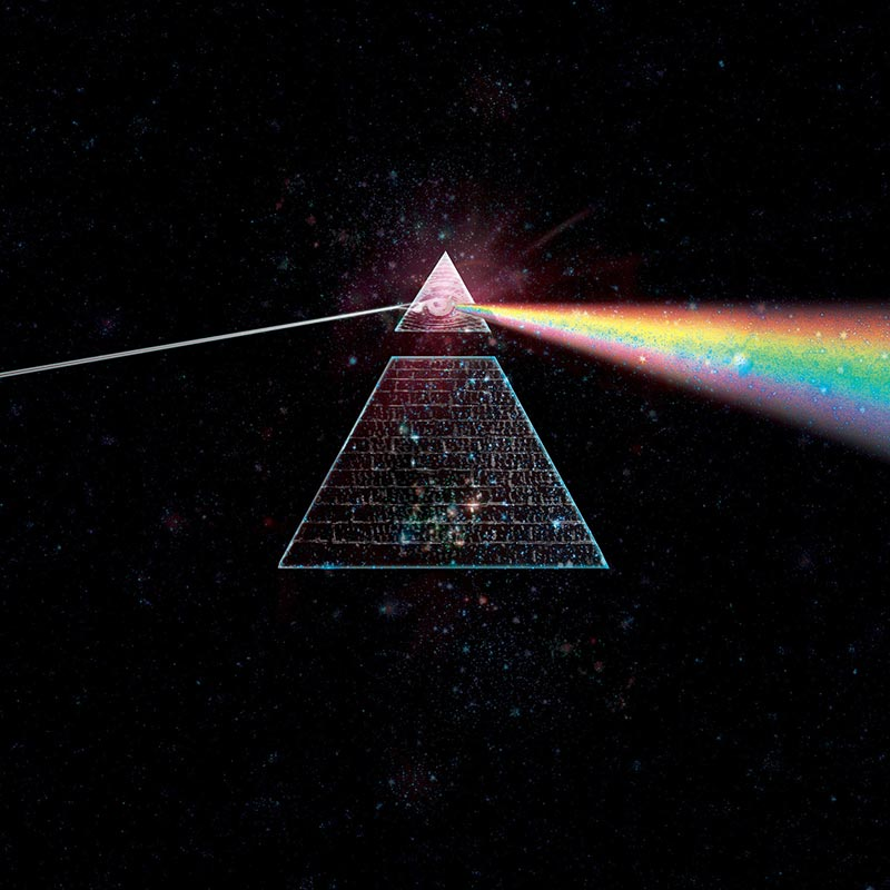 Return To The Dark Side Of The Moon Limited Edition Clear