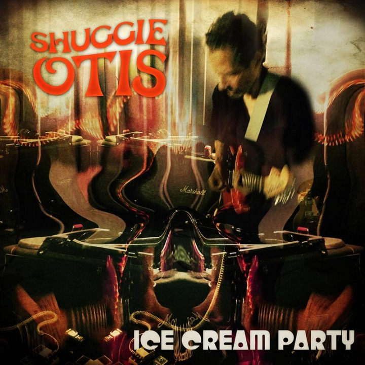 "Shuggie Otis - Ice Cream Party (Limited Edition Gold 7"" EP)"