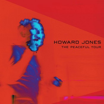 Howard Jones - The Peaceful Tour (Limited Edition Blue LP)
