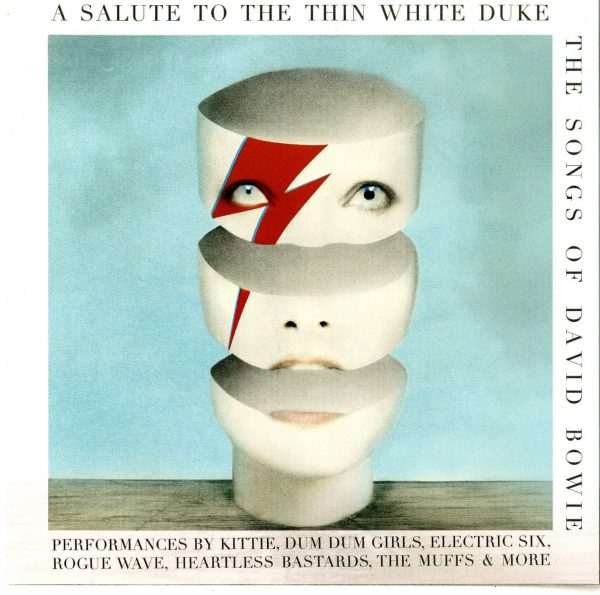 A Salute To The Thin White Duke - The Songs Of David Bowie (CD)