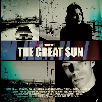 Vowws - The Great Sun (CD)