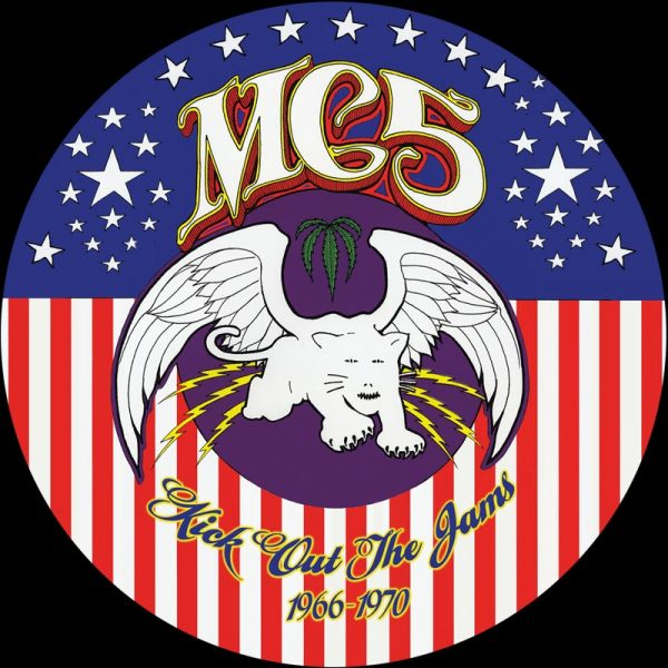 MC5 - Kick Out The Jams! 1966-1970 (Limited Edition PD)