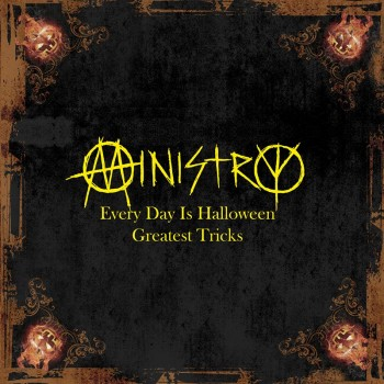 Ministry - Every Day Is Halloween - Greatest Tricks (CD)