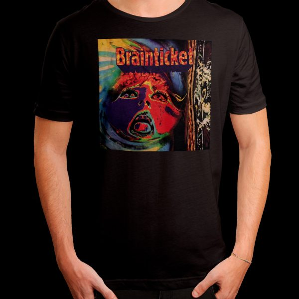 Brainticket - Screamin Face (Shirt)