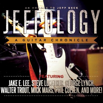 Jeffology - A Guitar Chronicle (CD)