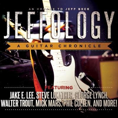 Jeffology - A Guitar Chronicle (CD)