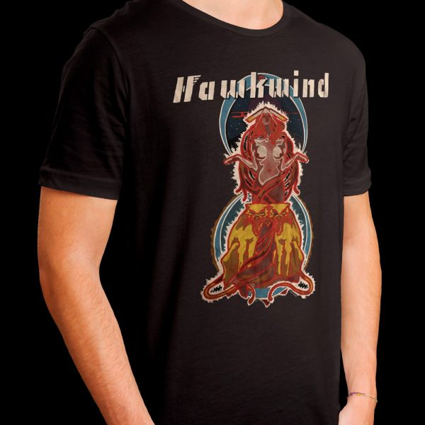 Hawkwind - Space Ritual (T-Shirt / Imported)