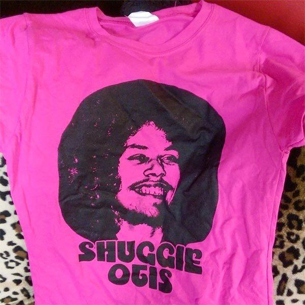 Shuggie Otis - 70's Style (Woman's T-Shirt)