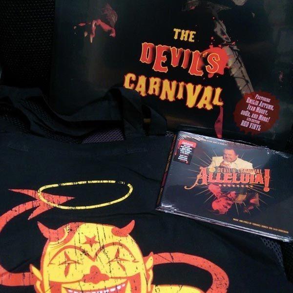 The Devil's Carnival (Bundle Pack - CD, LP & Tote Bag)