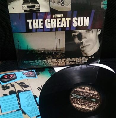 Vowws - The Great Sun (LP)