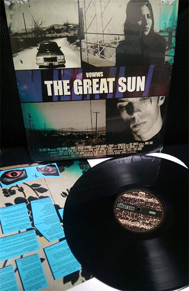 Vowws - The Great Sun (LP)