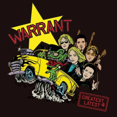 Warrant - Greatest & Latest (CD)