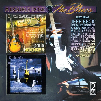 A Double Dose Of The Blues (CD)