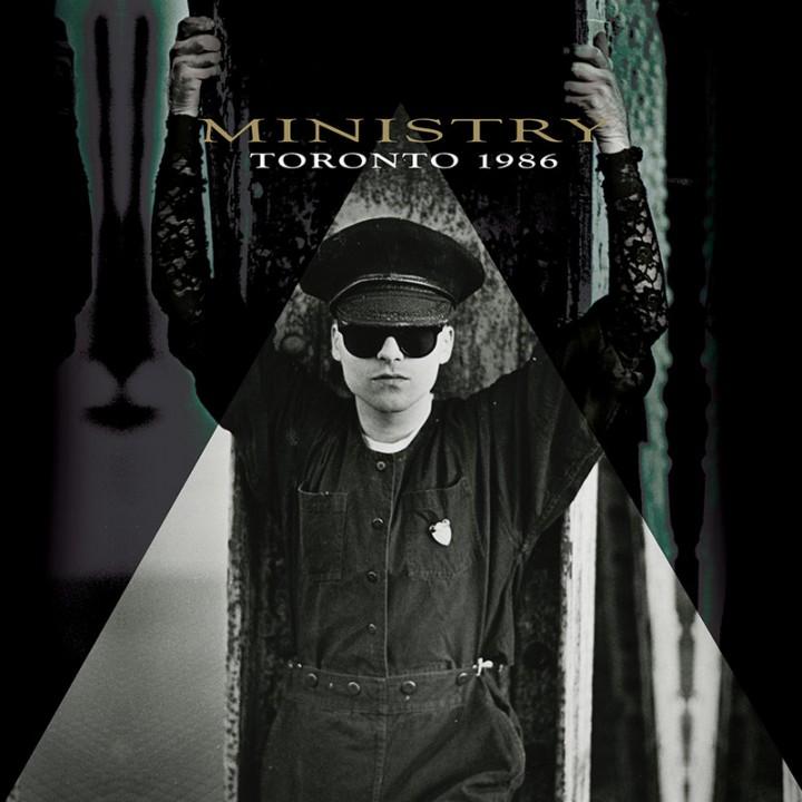 Ministry - Toronto 1986 (CD)