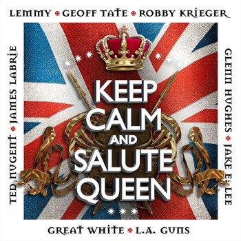 Keep Calm & Salute Queen (CD)