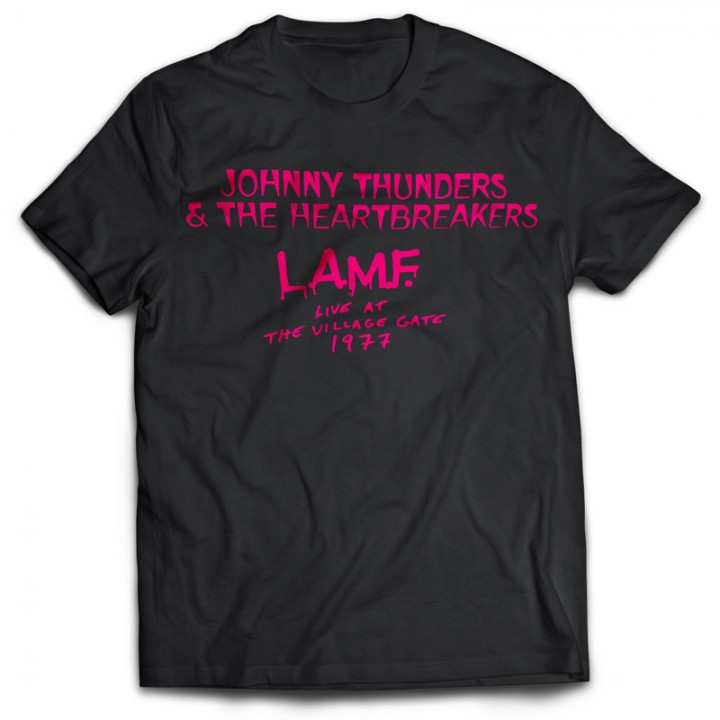 Johnny Thunders & The Heartbreakers - L.A.M.F. (T-Shirt)