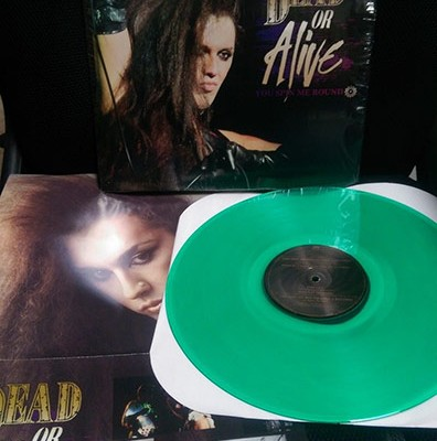 Dead or Alive - You Spin Me Round (Limited Edition Colored LP w/ Poster)
