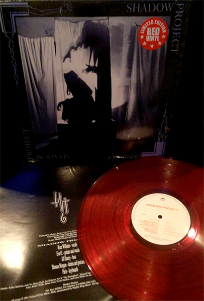 Shadow Project (Limited Edition Red LP)