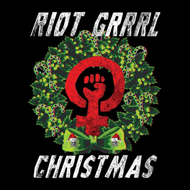 Riot Grrrl Christmas (CD)
