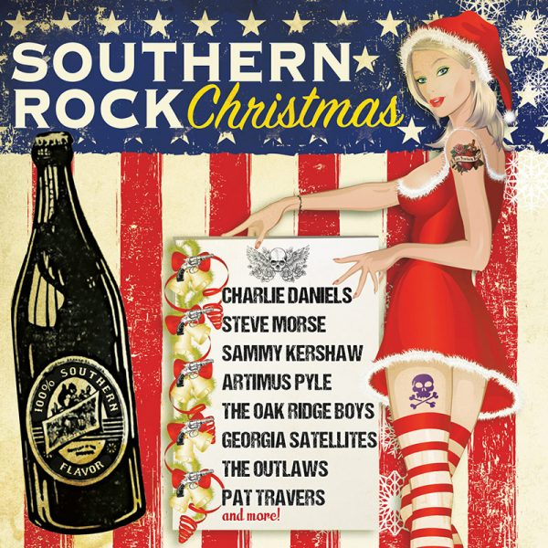 Southern Rock Christmas (CD)