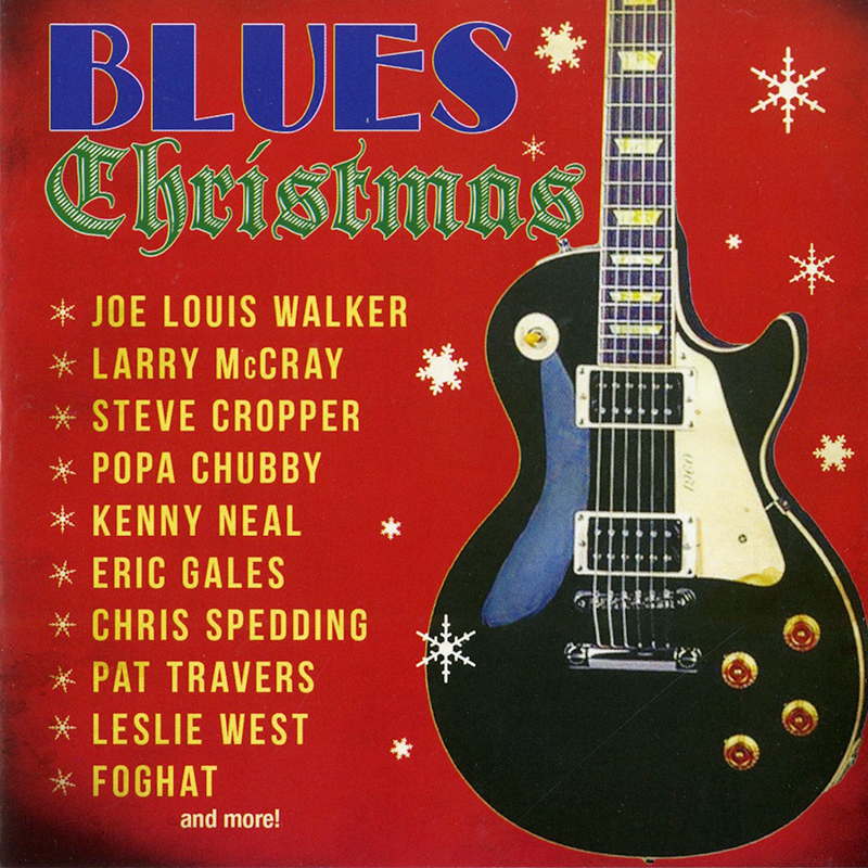 Blues Christmas (CD) – Cleopatra Records Store