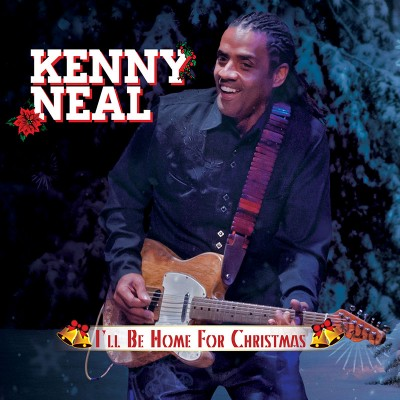 Kenny Neal - I'll Be Home For Christmas (CD)