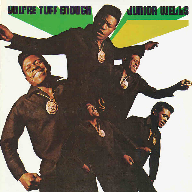 Junior Wells - You're Tuff Enough (LP)