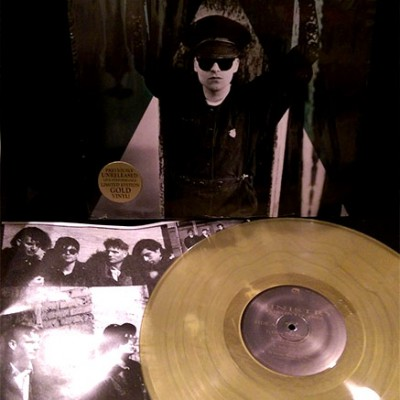 Ministry - Toronto 1986 (Limited Edition Gold LP)