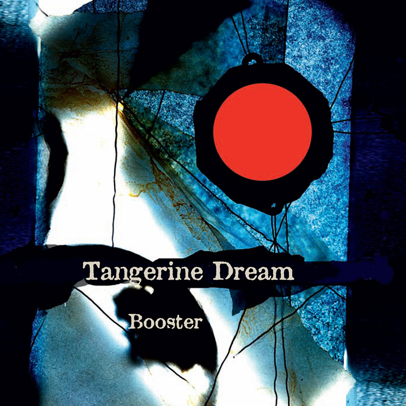Tangerine Dream - Booster (Limited Edition 3 LP Set on Blue, Red & White LPs)