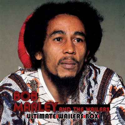 Bob Marley and The Wailers - Ultimate Wailers Box (Limited Edition 5 LP)