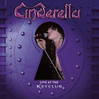 Cinderella - Live at the Key Club (Limited Edition Purple LP)
