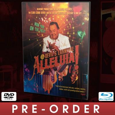 Alleluia! The Devil's Carnival (DVD+Blu-Ray - Pre-Order)