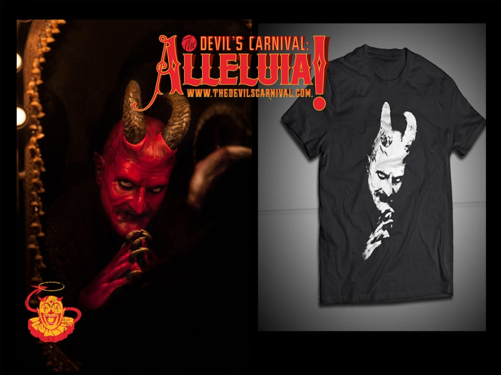 The Devil's Carnival - Lucifer (T-Shirt)