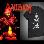 The Devil's Carnival - Painted Doll (T-Shirt)