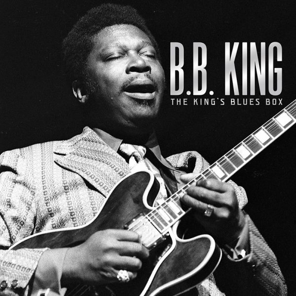 B.B. King - The King's Blues Box (Limited Edition 3 LP, Booklet + Postcards)