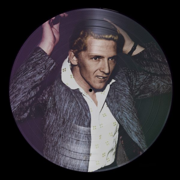 "Jerry Lee Lewis - The Killer - Rock N' Roll (12"" Picture Disc)"
