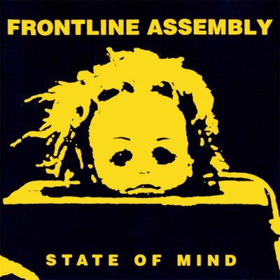 Frontline Assembly - State of Mind (Limited Edition Yellow LP)