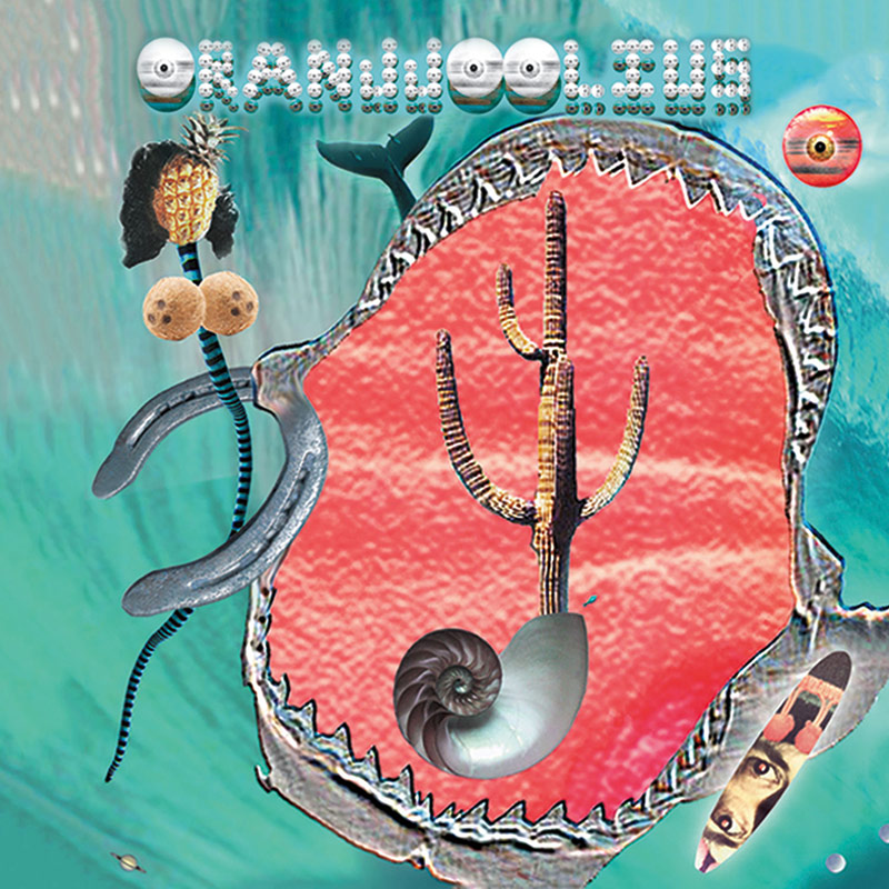 Oranjjoolius - Oranjjoolius + Live In Reno (CD)