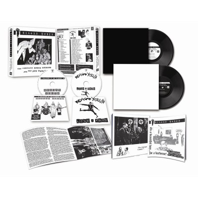Reagan Youth - The Complete Youth Anthems For The New Order (2 CD, 2 EP + Bonus Booklet & Poster)