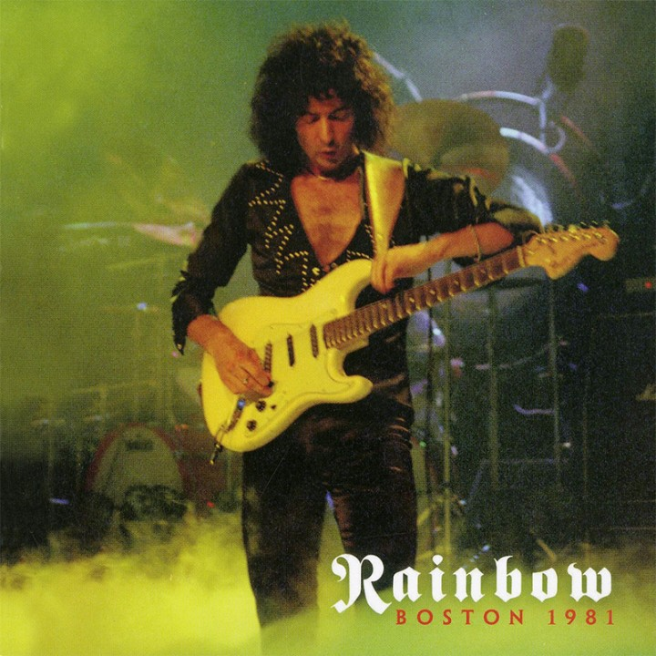 Rainbow - Boston 1981 (CD)