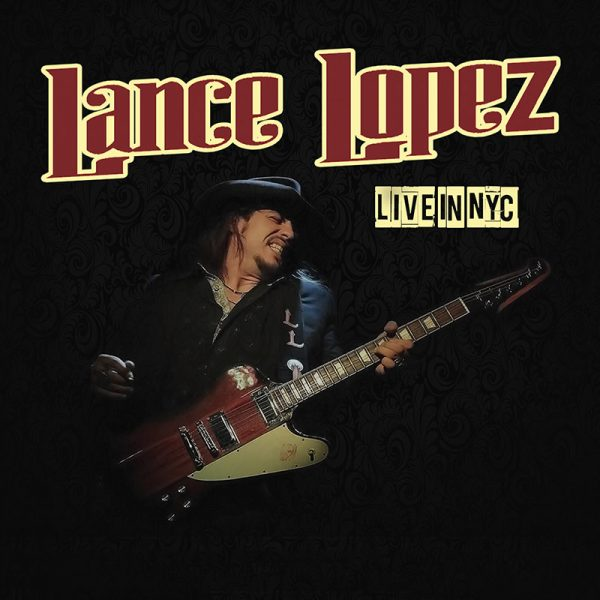 Lance Lopez - Live In NYC (CD)