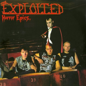 The Exploited - Horror Epics (LP)