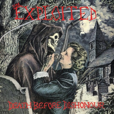 The Exploited - Death Before Dishonour (LP)