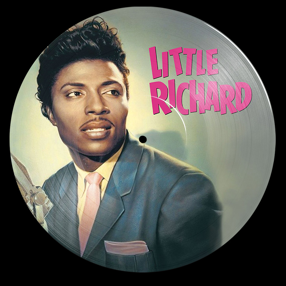 Little Richard – Tutti Frutti – Greatest Hits (PD) – Cleopatra ...