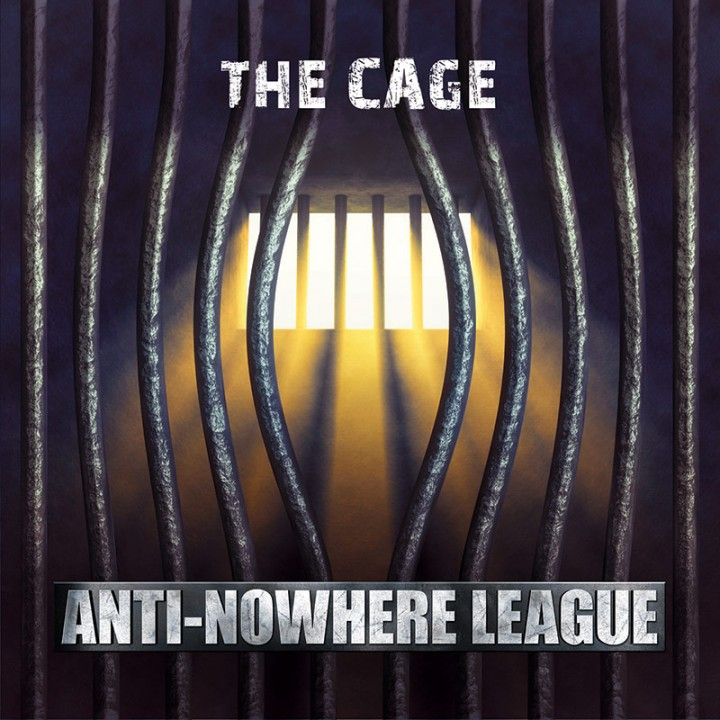 Anti-Nowhere League - The Cage (Limited Edition LP)