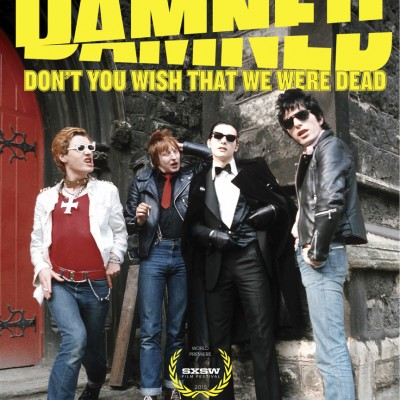 The Damned - Don't You Wish That We Were Dead (Blu-Ray)